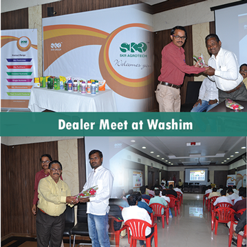 Dealer Meet at washim