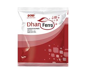 DHAN FERRO (Ferrous Sulphate)